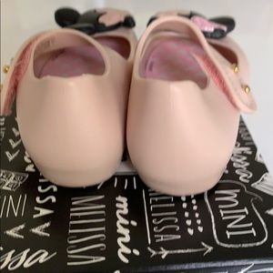 Mini Melissa Shoes - Mini Melissa ultragirl Minnie Mouse size 10 shoes